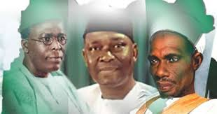 founding fathers of Nigeria